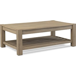Tribeca Coffee Table - Gray