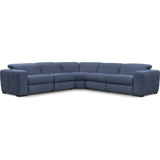 Tino 5-Piece Dual Power Reclining Sectional