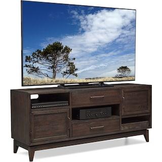 "Saybrook 66"" TV Stand - Umber"