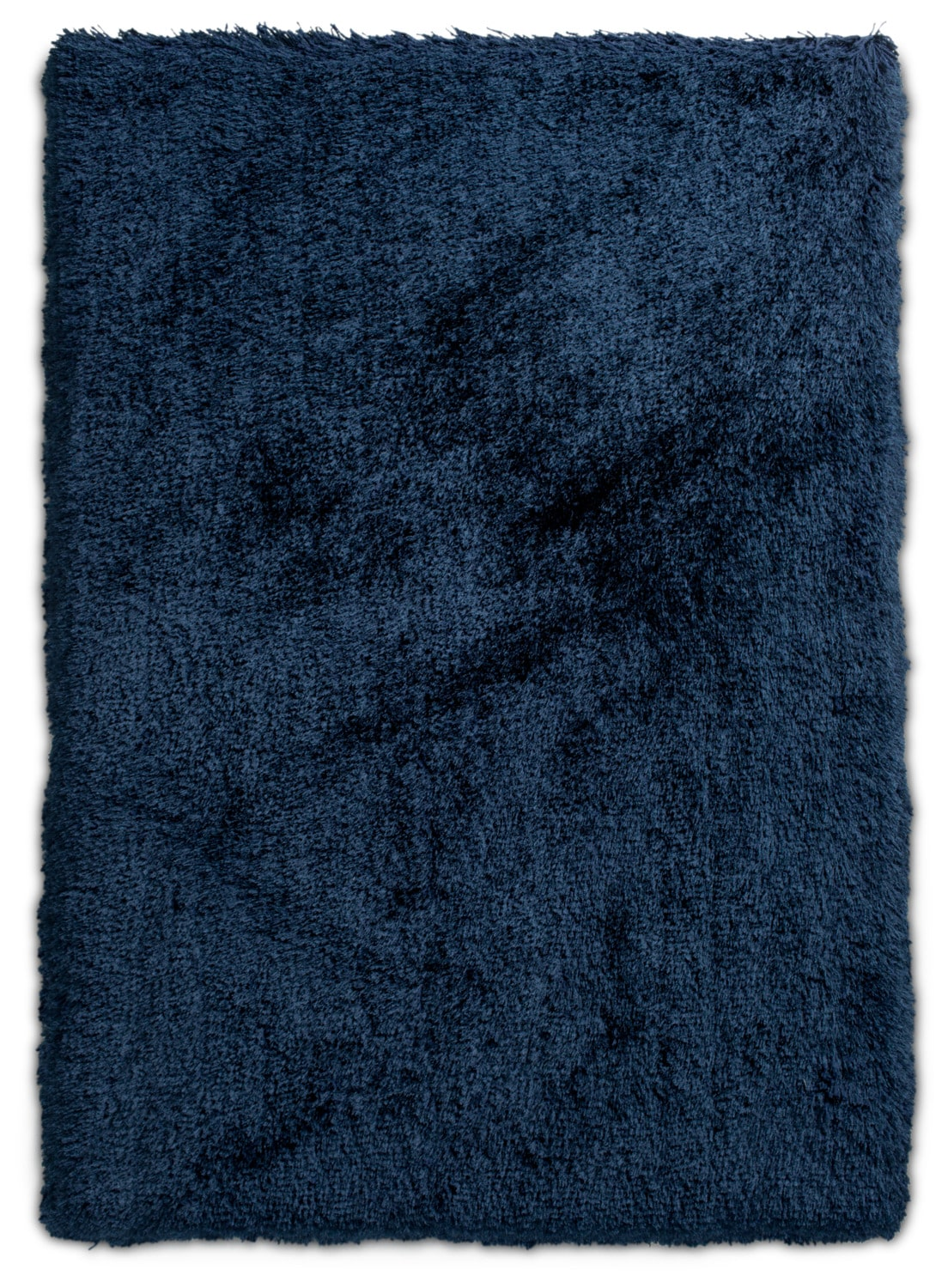 Rugs - Ultra Shag Area Rug - Navy