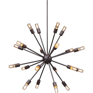 Sapphire Large Chandelier