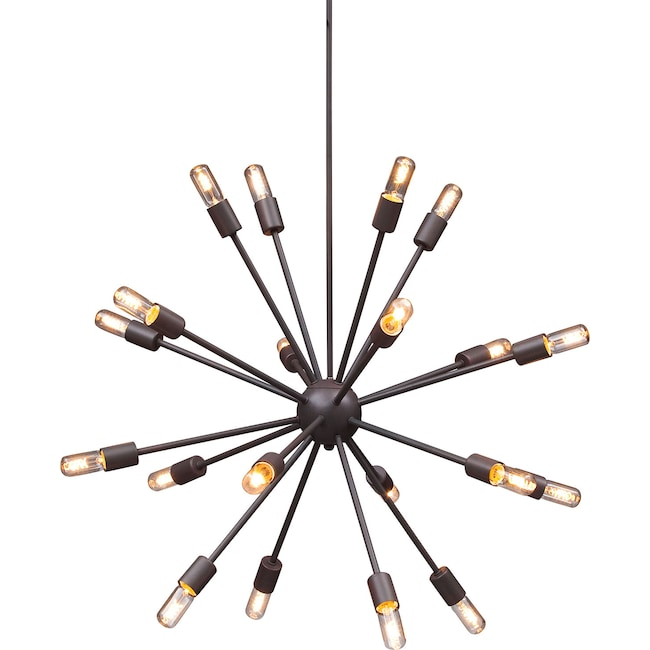 Home Accessories - Sapphire Large Chandelier
