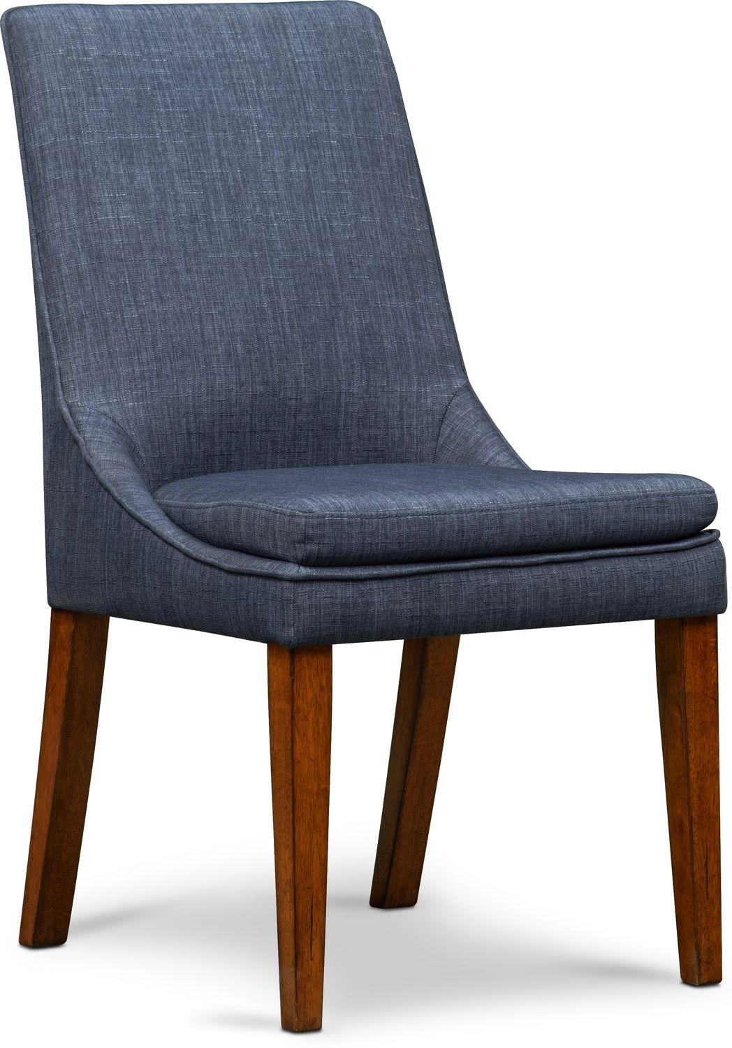 Adler Dining Table, 2 Side Chairs, 2 Upholstered Side Chairs and ...