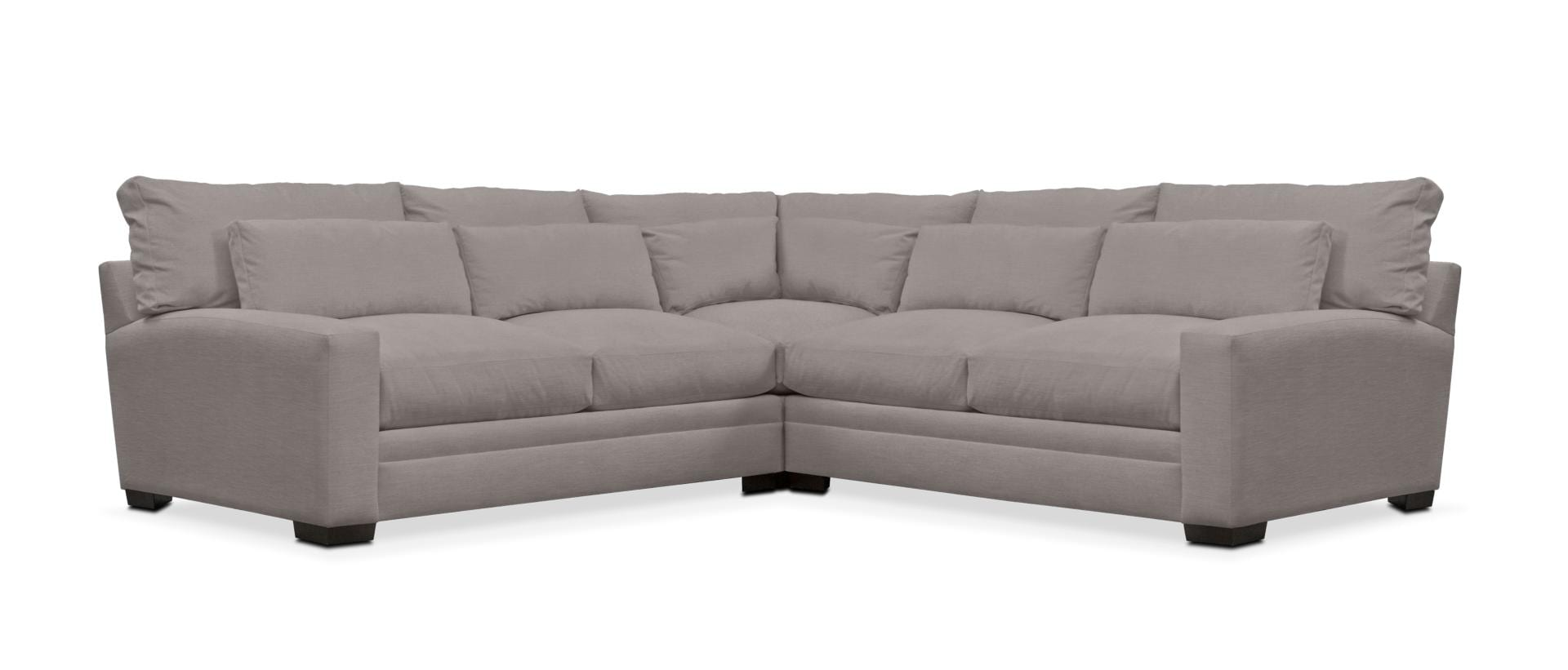 Swell Winston 3 Piece Sectional Dailytribune Chair Design For Home Dailytribuneorg