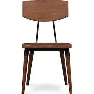 Bodhi Side Chair - Rustic Pine