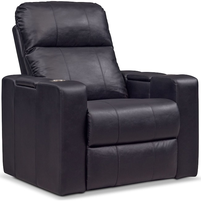 Living Room Furniture - Pilot Dual-Power Recliner