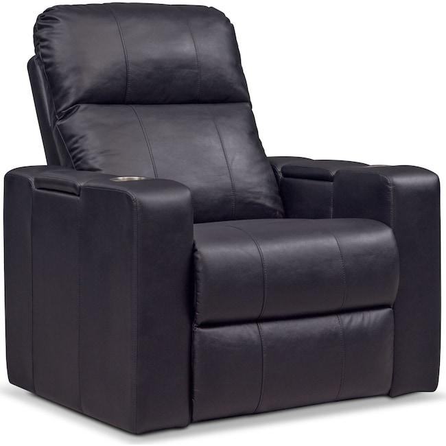 Living Room Furniture - Pilot Dual Power Recliner