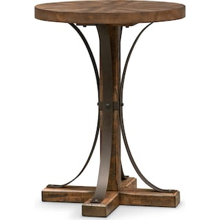 Farmington Chairside Table - Coffee