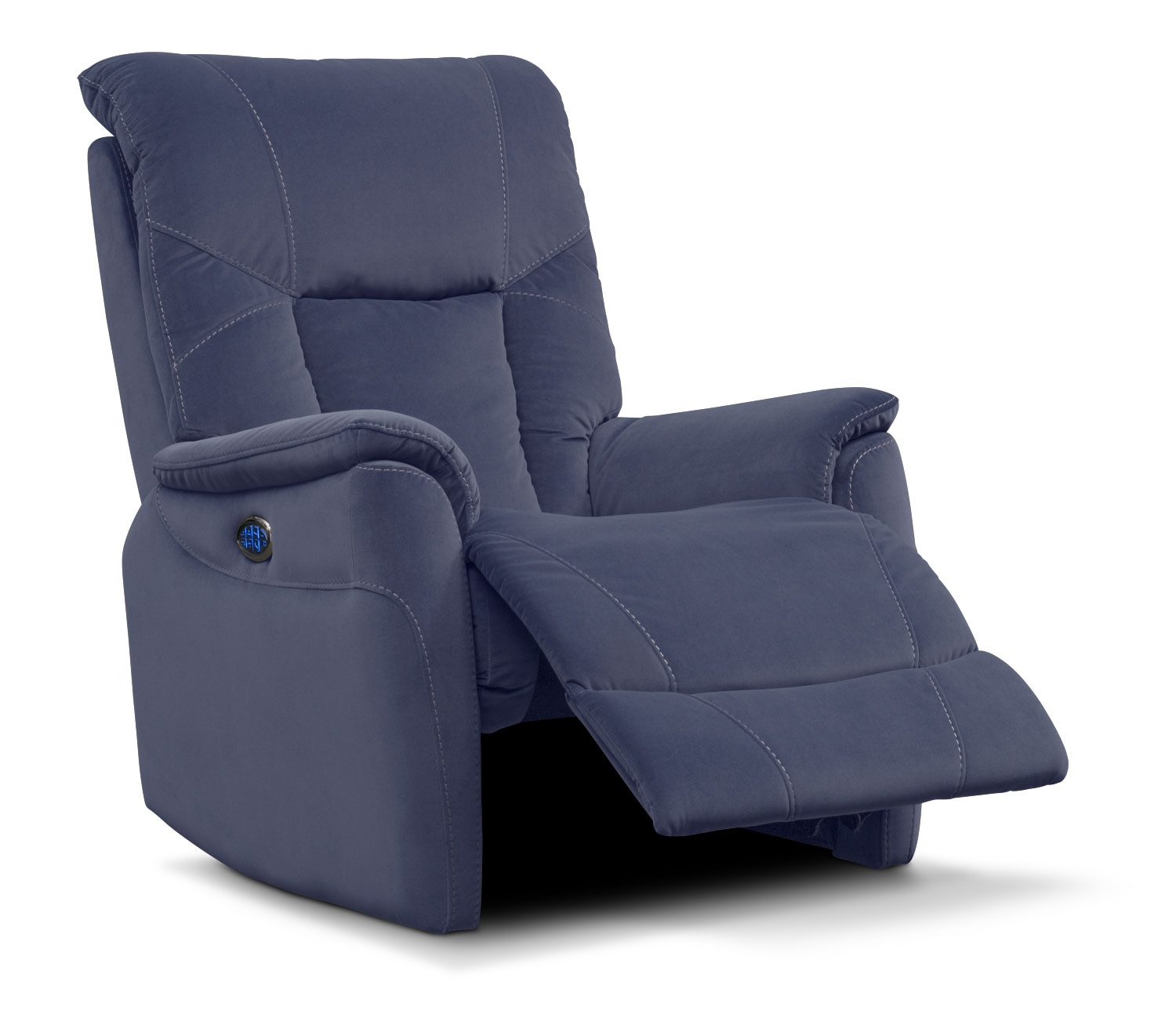 Living Room Furniture - Falcon Triple Power Recliner