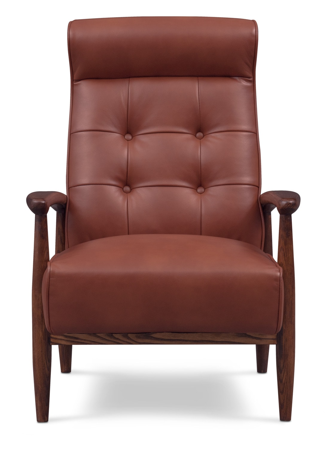 Robertson Accent Chair   Brown