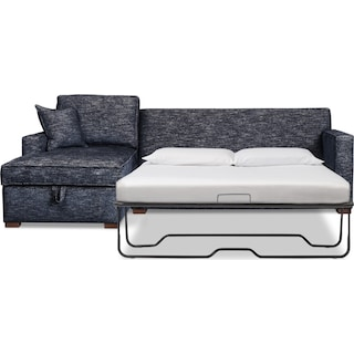 Mayson 2-Piece Full Sleeper Sectional and Chair