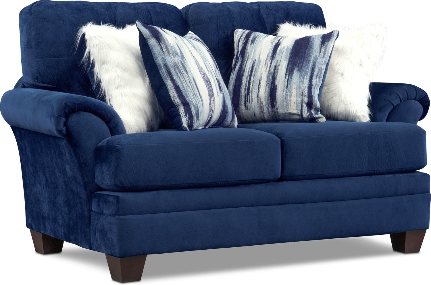 Living Room Furniture - Cordelle Loveseat