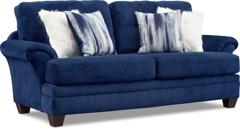 Living Room Furniture - Cordelle Sofa