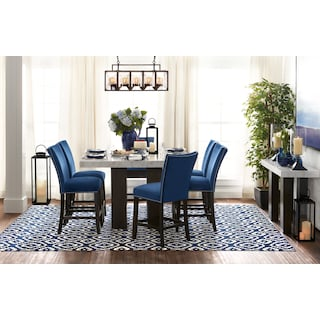 The Artemis Counter-Height Dining Collection