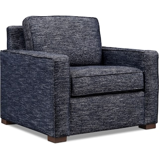 Mayson Chair - Navy