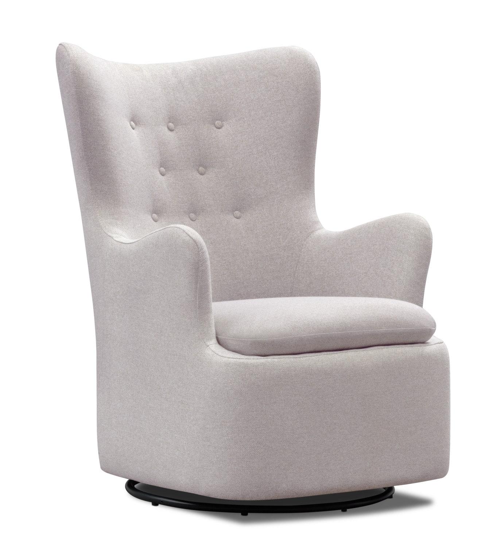 Living Room Furniture - Addie Swivel Chair