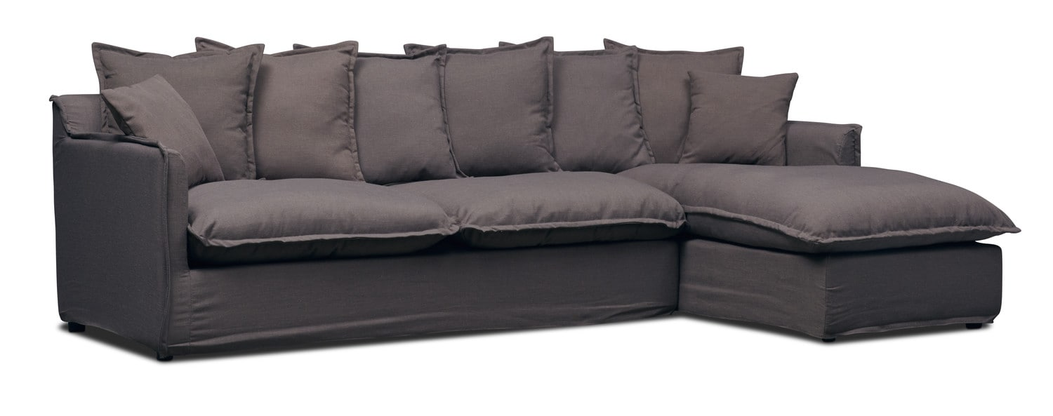 Reid 2 Piece Sectional With Chaise