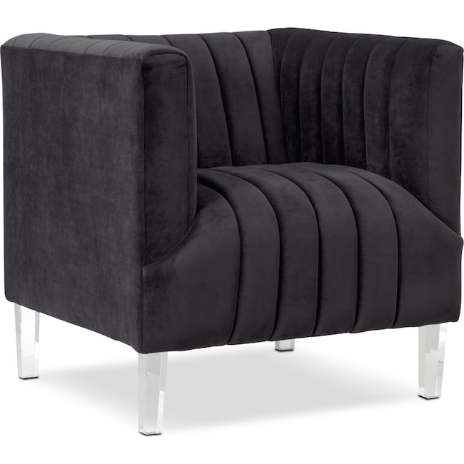 Living Room Furniture - Calle Accent Chair