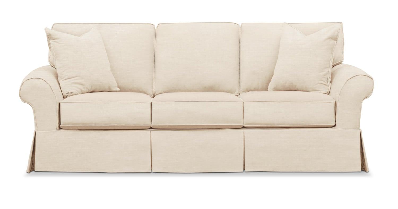 Living Room Furniture - Sawyer Slipcover Sofa