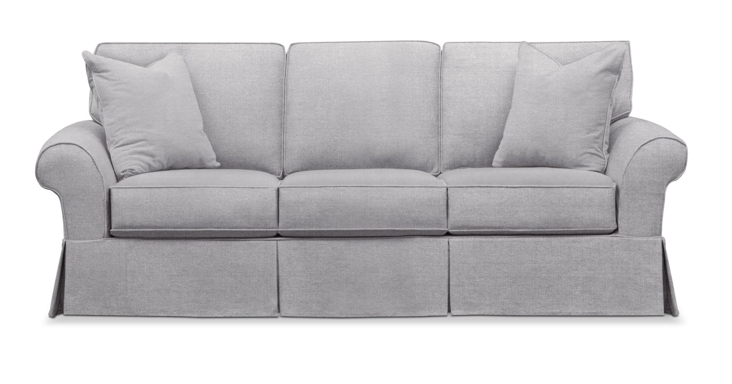 Sawyer Slipcover Sofa American Signature Furniture