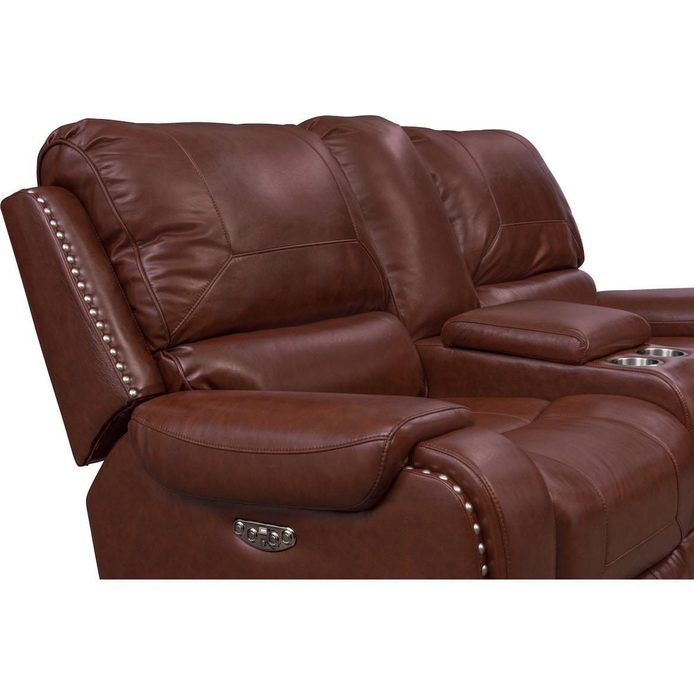 Austin Dual Power Reclining Sofa Loveseat And Recliner