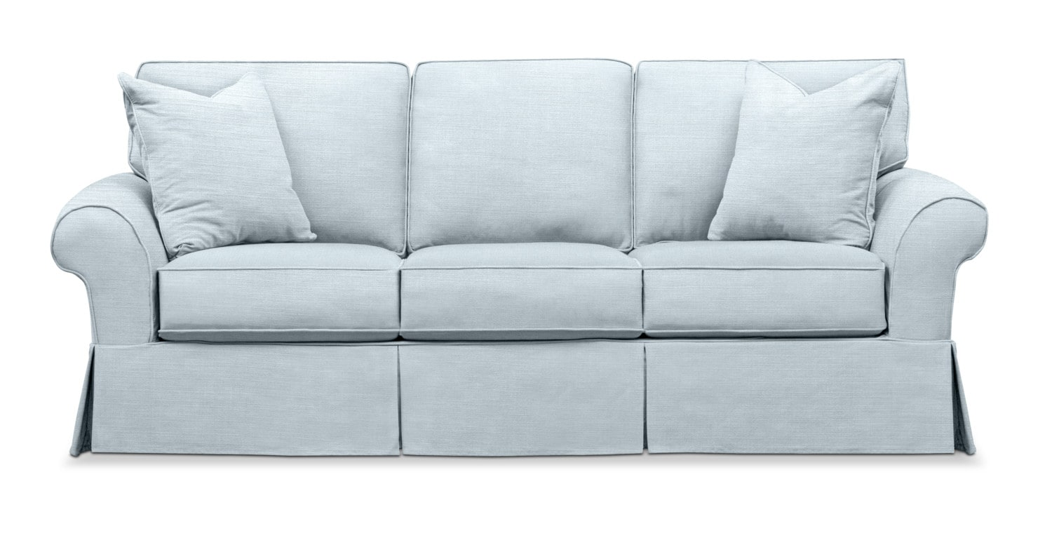 Living Room Furniture - Sawyer Slipcover Sofa