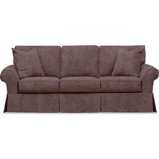 Sawyer Slipcover Sofa - Samantha Café
