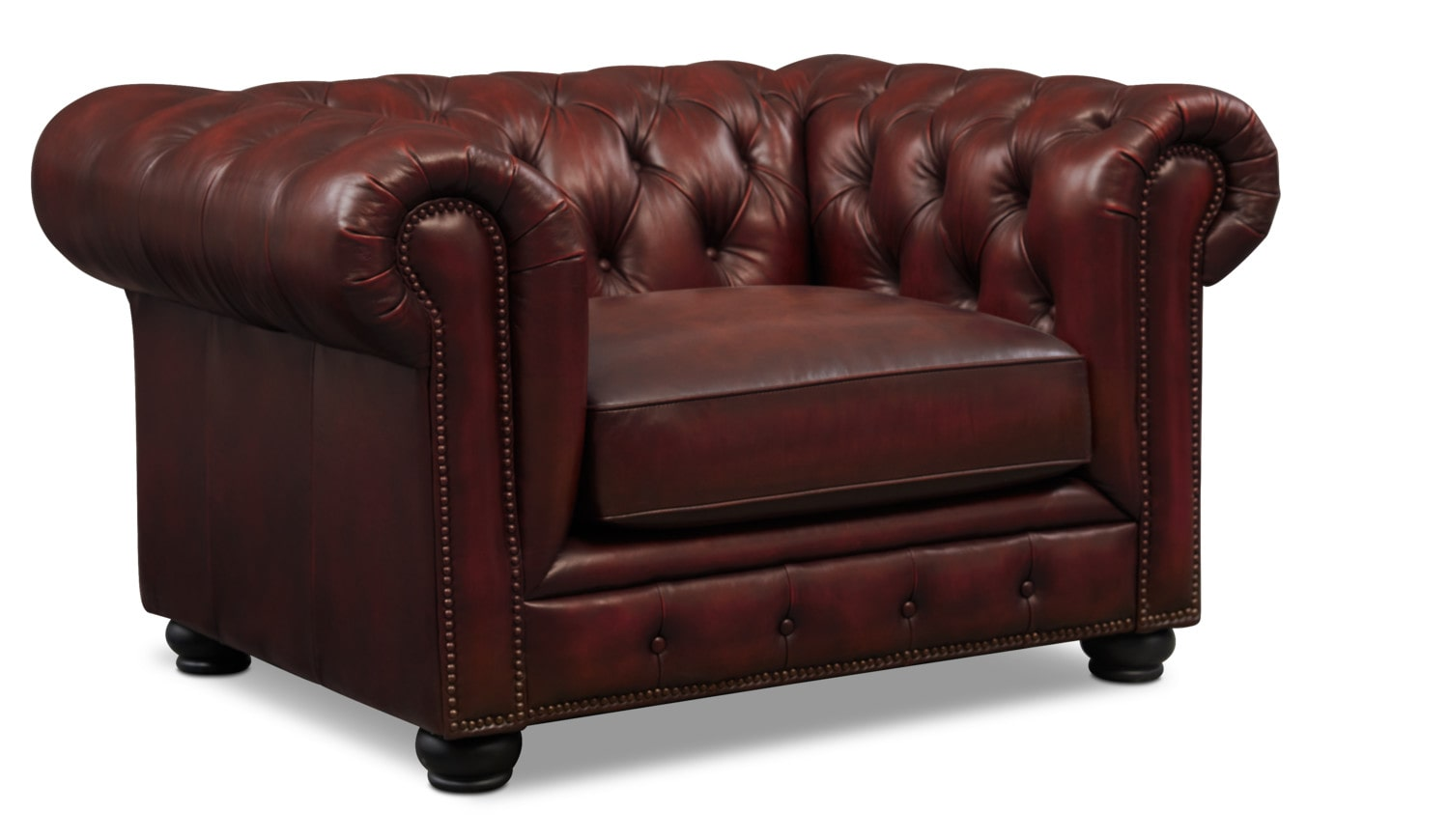 Living Room Furniture   Lexington Chair   Leather