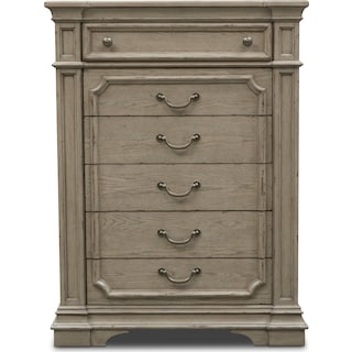 Chatelet Chest - Antique Taupe