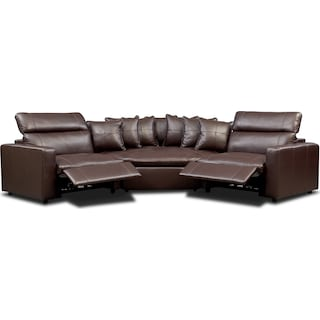 Leather Living Room Furniture American Signature