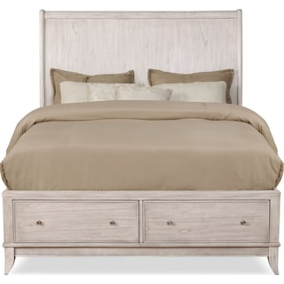 Hazel Storage Bed