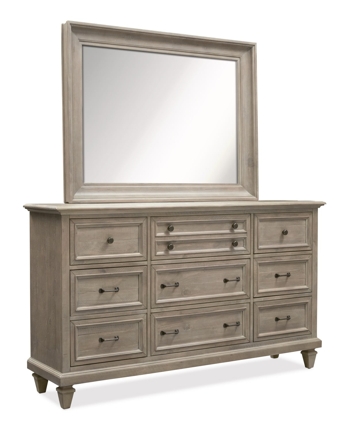 Bedroom Furniture - Harrison Dresser and Mirror
