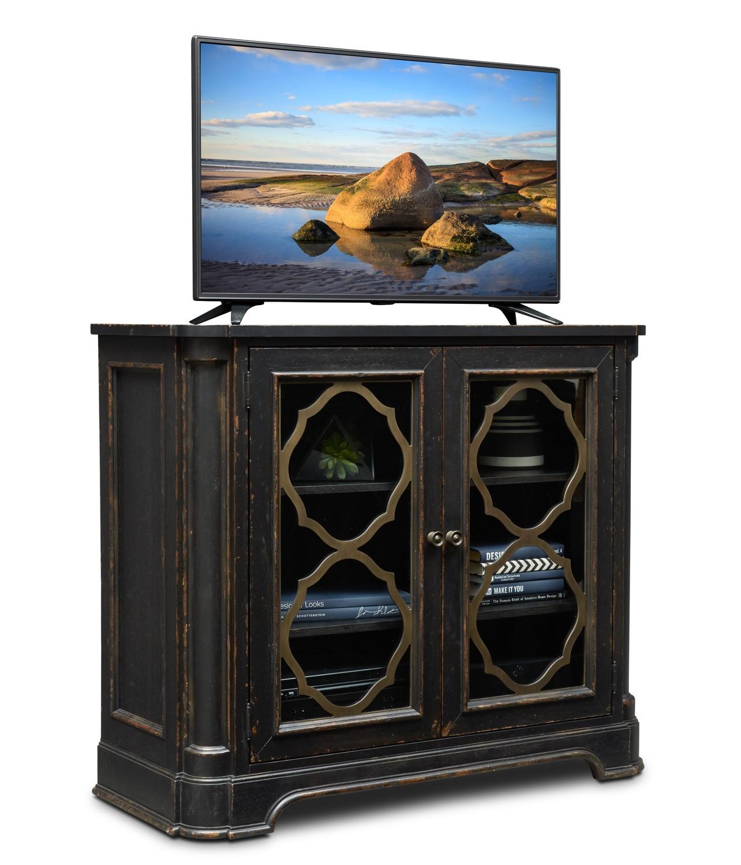 Bedroom Furniture - Lennon TV Stand - Kettle Black