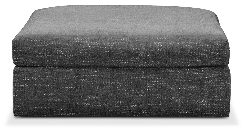 Living Room Furniture - Collin Ottoman