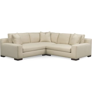Ethan 2-Piece Sectional with Loveseat