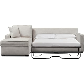 Mayson 2-Piece Full Sleeper Sectional and Chair Set