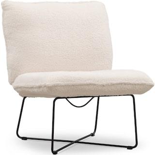 Denali Chair - White