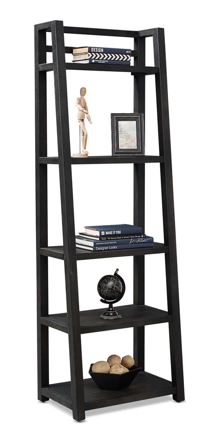 new products 19666 db0e6 Carlton Leaning Bookcase