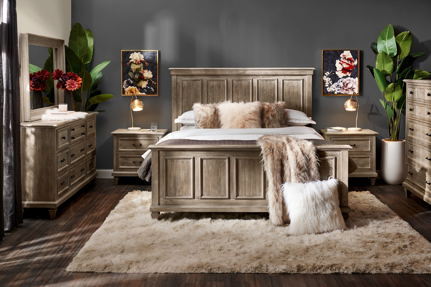 The Harrison Bedroom Collection