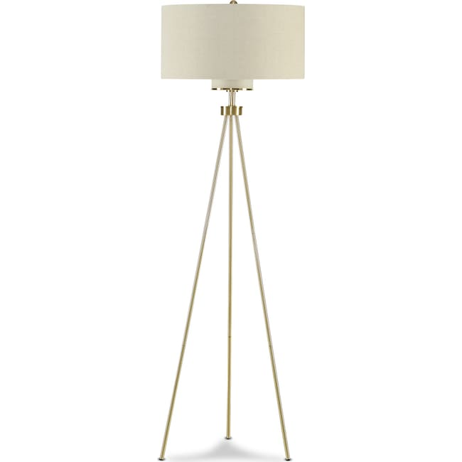 Home Accessories - Pacific Tripod Floor Lamp