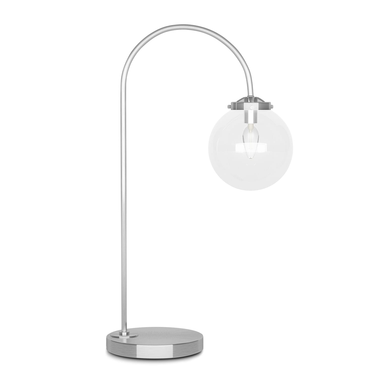 Home Accessories - Summit Lamp - Silver