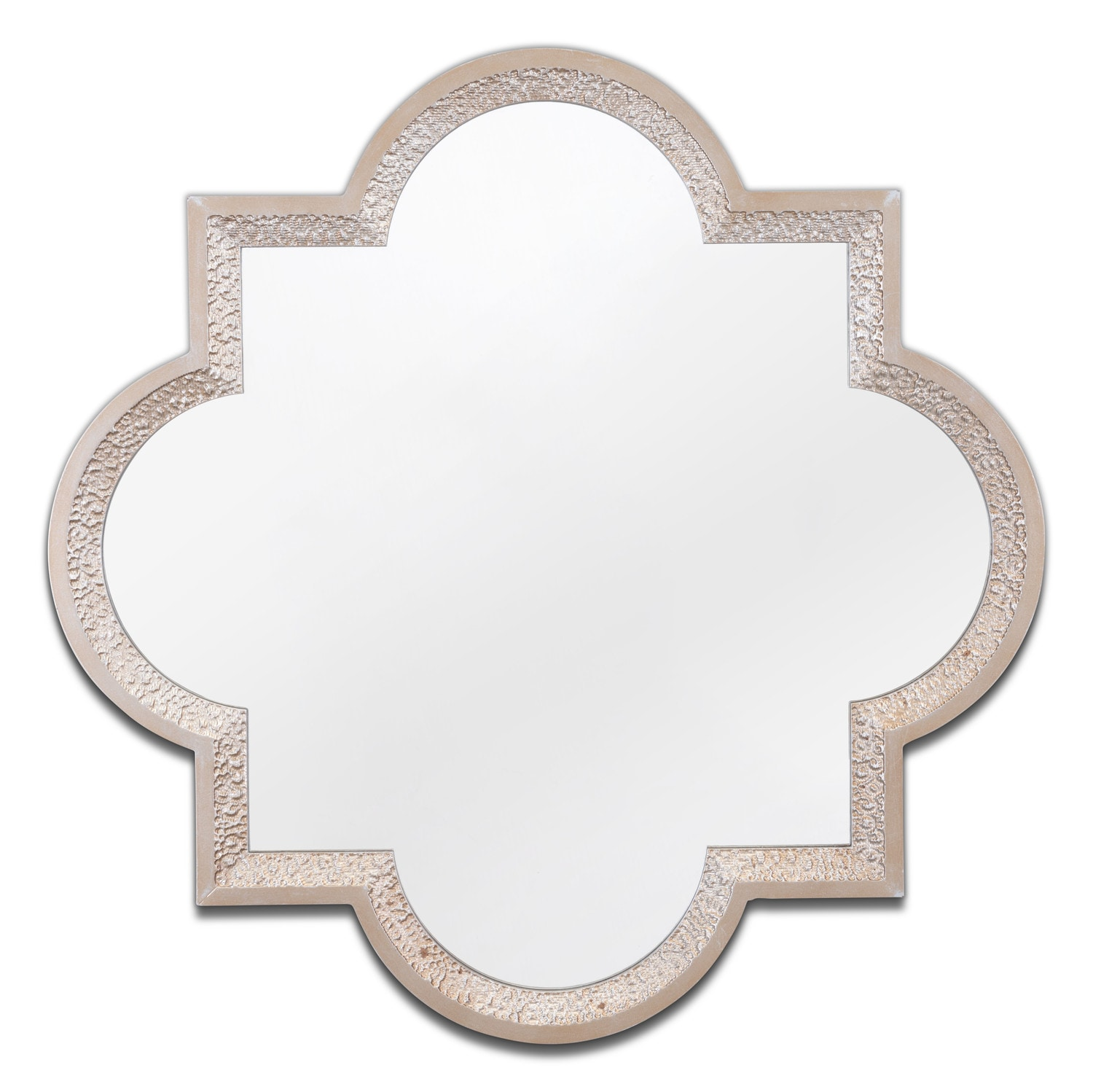Home Accessories - Chami Mirror - Silver