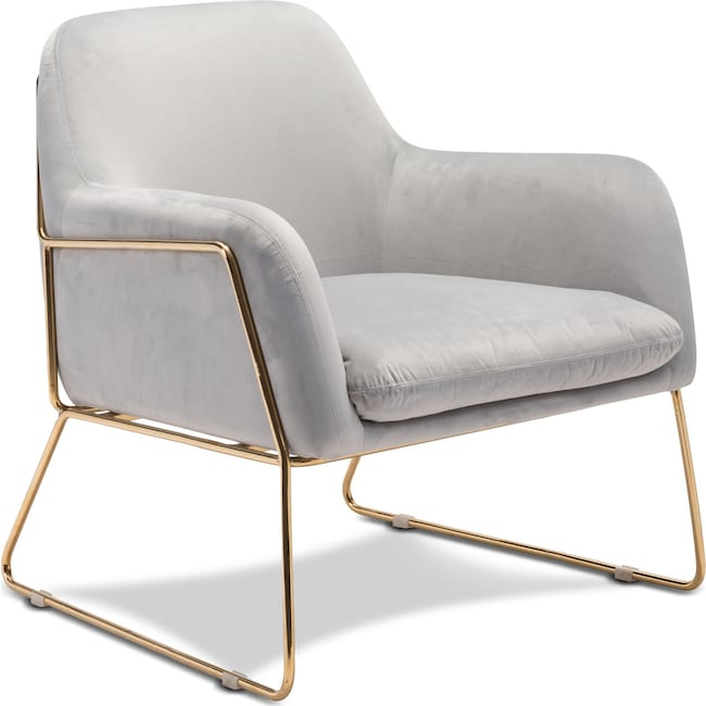 Living Room Furniture - Ava Accent Chair