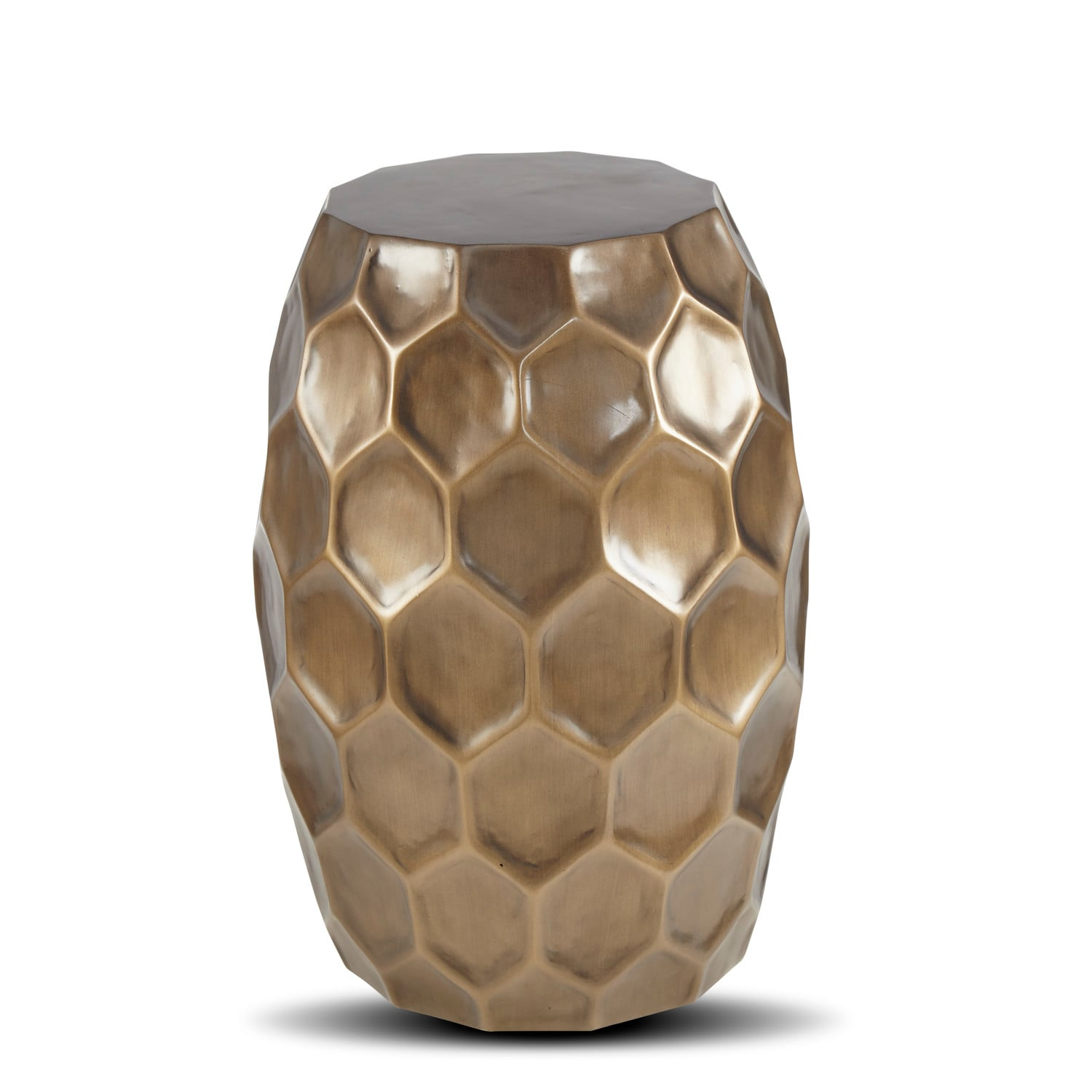 Accent and Occasional Furniture - Juliet Accent Table - Bronze