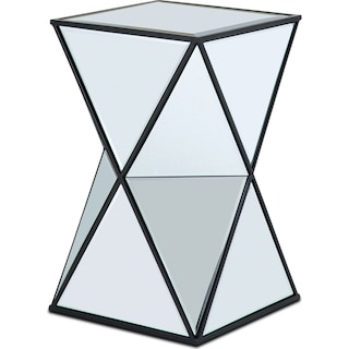 Darcy Accent Table - Black