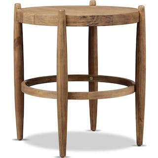 Farrah End Table - Pine