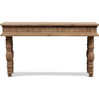 Farrah Sofa Table - Pine