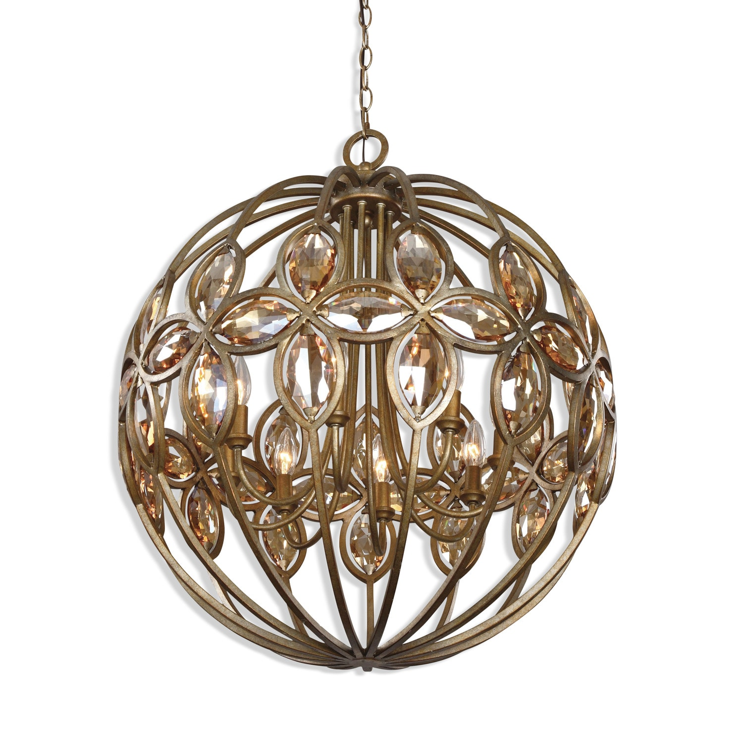 Home Accessories - Ambre Chandelier