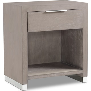 Zen Nightstand - Urban Gray