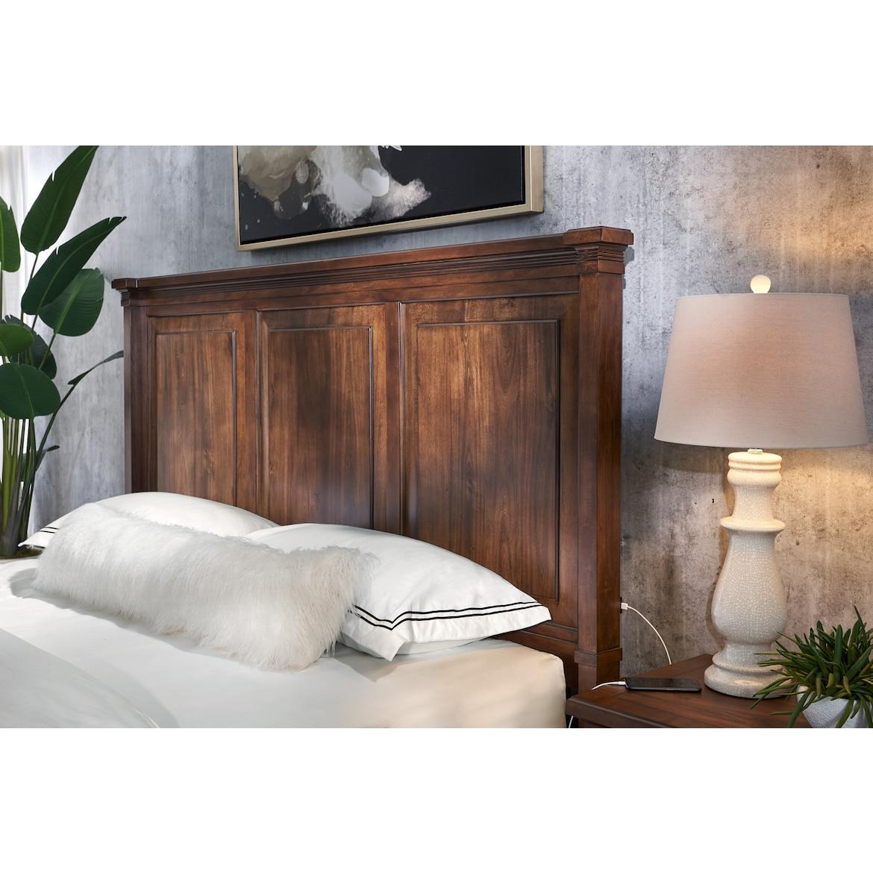 Rosalie 15-Piece Storage Bedroom Set with Nightstand, Dresser and Mirror